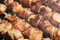 Free Juicy Kebabs Stock Images - 17851584