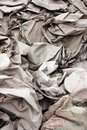 Free Discarded Cement Bags Royalty Free Stock Photos - 17854478