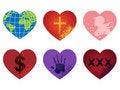Free Heart-06 Stock Image - 17856011