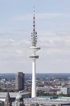 Free Television Tower Stock Image - 17850601