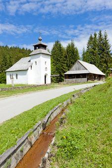 Free Vychylovka, Slovakia Stock Image - 17850981