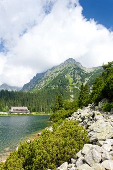 Free High Tatras, Slovakia Royalty Free Stock Photos - 17851068