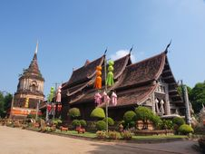 Free Thai Temple Stock Photography - 17852982