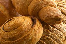 Free Hot, Aromatic Bread. Stock Photos - 17852993
