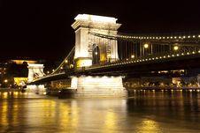 Free Budapest By Night Stock Photo - 17853250