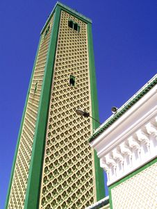 Minaret Stock Photos