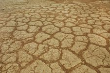 Free Arid Soil Royalty Free Stock Photo - 17854085