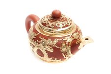 Free Chinese Teapot Stock Photo - 17855470