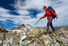 Free Hiking Stock Photo - 17856520