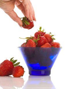 Free Strawberry Stock Photography - 17856882