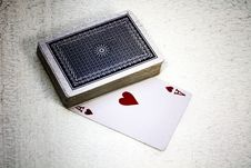 Free Old Cards Stock Image - 17857861