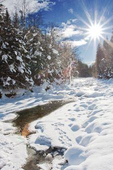 Free Winter Mountains Stock Photo - 17858400