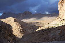 Free Himalaya Range Royalty Free Stock Image - 17858876