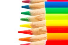 Free Colorful Pencils Stock Images - 17859214