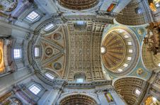 Free Beuatiful Basilica Stock Images - 17859634