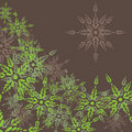 Free Colour Green Leaves .  Vector Illustration Royalty Free Stock Photos - 17860278