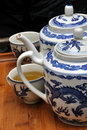 Free Teapots, Cups And Tea Stock Photography - 17867772