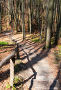 Free Wooden Stairs On A Hill Stock Photos - 17869073