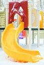 Free Playground  Under Snow Royalty Free Stock Photo - 17869485