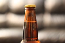 Free Beer Bottle Neck Stock Image - 17862451