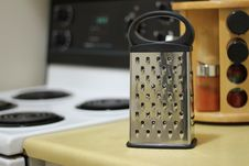 Cheese Grater Stock Image