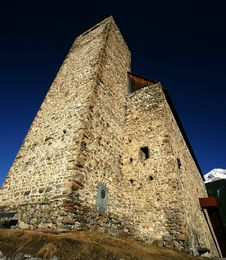 Swiss Fortress Royalty Free Stock Images