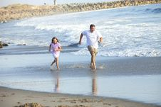 Free Father And Daughter Stock Photos - 17863043