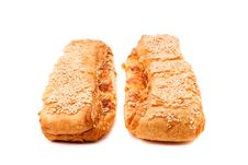 Free Two Buns Royalty Free Stock Photography - 17864337