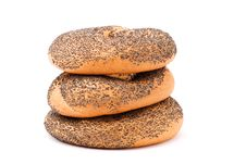 Free Three Bagels Stock Images - 17864344