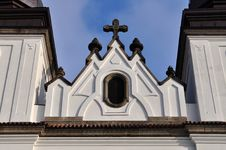 Free Rooftop Of Church Stock Photos - 17865523