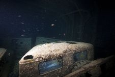 Free SS Thistlegorm Cargo Royalty Free Stock Images - 17865779