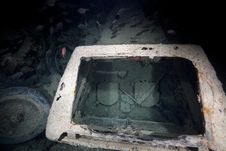 Free Inside Look Of A Truck On The SS Thistlegorm. Royalty Free Stock Images - 17865899