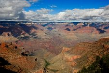 Free South Rim View Royalty Free Stock Photo - 17866175