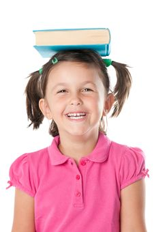Free Smiling Child Education Stock Photos - 17868313