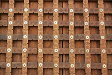 Free Woden Doors From Timbuctou Stock Photo - 17868360