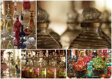 Free Egypt Glass Souvenirs Stock Image - 17869061