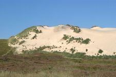 Free Dunescape Sylt Stock Image - 17870281