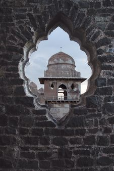 Free Ancient Forts Of India Stock Photography - 17870552