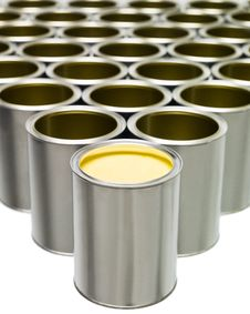 Free Paint Industry Stock Photography - 17870942