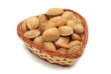 Free Tasty Almonds Stock Image - 17870961