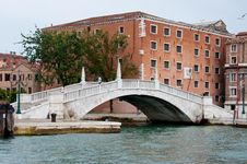 Free Bridge In Venice Stock Photo - 17872270