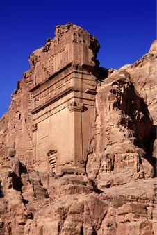 Free Petra Nabataeans Capital City , Jordan Stock Photos - 17872563