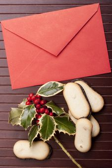 For Santa Claus Royalty Free Stock Photo