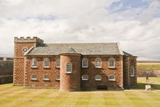 Free Garrison Chapel At Fort George, Scotland Stock Image - 17873041