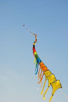 Free Rainbow Kite Stock Photos - 17873213