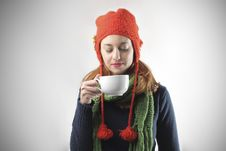 Free Hot Drink Royalty Free Stock Image - 17873626