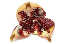 Free Pomegranate Royalty Free Stock Images - 17874019