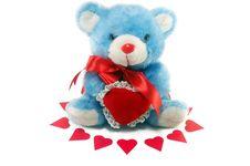 Free Teddy Bear Royalty Free Stock Photo - 17875805
