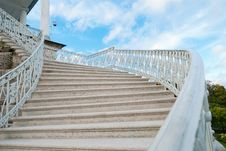 Free Old-fashioned Stairway Royalty Free Stock Image - 17878046