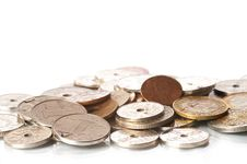 Free Pile Of Coins Stock Photography - 17878842